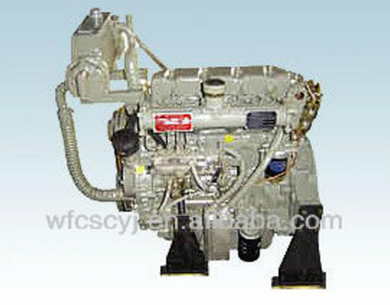 4 Cylinder Diesel Engine for Marine