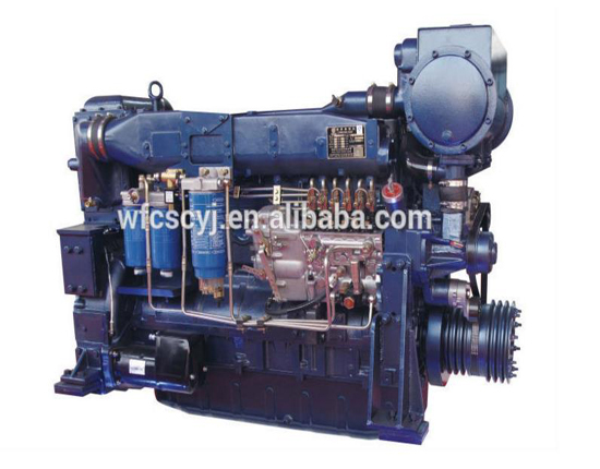 weichai WD10 diesel engine for boat usage /marine diesel engine
